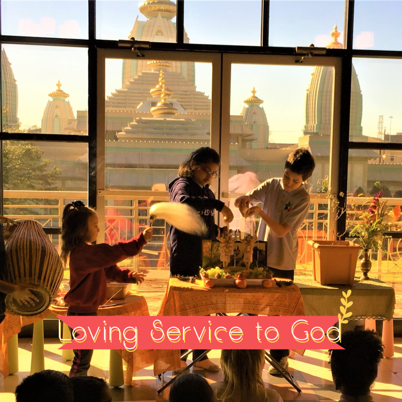 Value: Loving Service to God
